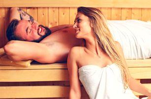 Relax pro 2: sauna nebo wellness balíček s masáží