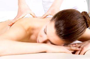 Sbohem bolestem zad: 60minutová zdravotní masáž