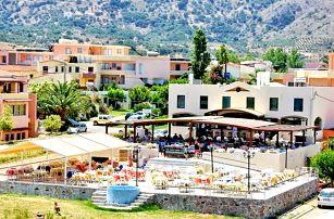 Řecko - Kréta letecky na 8-11 dnů, all inclusive