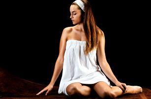 Vypněte smysly: olejová masáž v dokonalé tmě