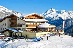 Lyžování na rakouském ledovci: strava i wellness