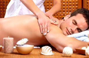70 minut speciální thajské relaxace pro muže