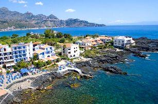 Itálie - Sicílie letecky na 8 dnů