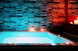 Privátní relax: sauna, vířivka i masáž