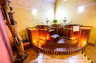 Jižní Čechy: LH Hotel Dvořák Tábor **** s wellness či pivní koupelí + polopenze