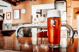 Pivní wellness pobyt v Jeseníkách v hotelu Kolštejn
