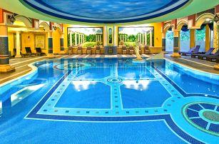 Wellness relax v Polsku: hotel v orientálním stylu