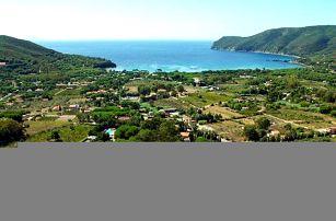 Itálie - Elba autobusem na 10 dnů