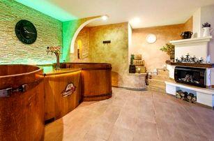 Beskydy: Hotel Beskyd **** s polopenzí, wellness a 50% slevou na pivní koupel