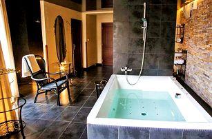 Mariánské lázně v luxusním 4* hotelu Morris s plnou penzí, wellness, procedurami i dámská jízda