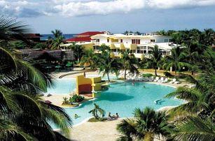 Kuba letecky na 9-12 dnů, all inclusive