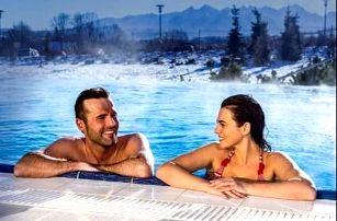 Relaxační pobyt Turčianske Teplice v hotelu Rezident s procedurami nebo i Aquaparkem