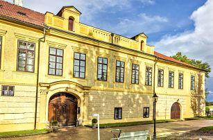Romantický pobyt v Chateau Hostačov na Vysočině