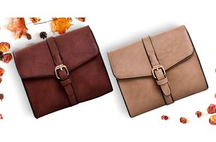 Barvy podzimu: elegantní mini crossbody kabelky