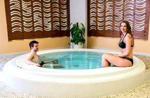 Relax na Moravě v Hotelu Jana **** s neomezeným a bohatým wellness + polopenze