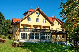 Pobyt v polských Krkonoších 50 metrů od sjezdovky