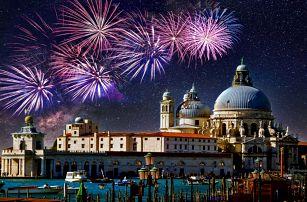 Silvestrovský zájezd do Benátek i s plavbou