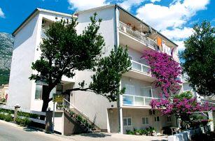 Chorvatsko, Makarska | Villa Grubišič*** | Polopenze | Pláž s pozvolným vstupem do moře
