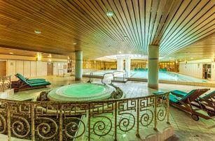 Budapešť v historické části města: 4* The Aquincum Hotel s termálními bazény a snídaní + dítě do 12 let zdarma