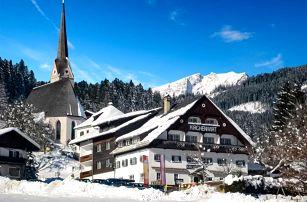 4–8denní Dachstein | Hotel Gasthof Kirchenwirt*** | Ubytování, Wellness