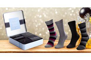 Dárkové balení ponožek Tommy Hilfiger