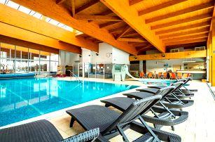Zima v Javorníkách: polopenze, wellness i bazén