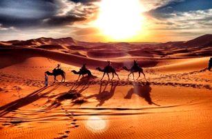 Maroko, letecky na 8 dní polopenze