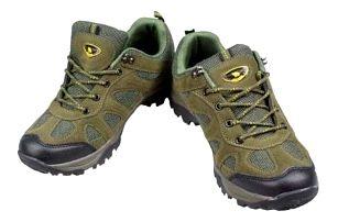 Trekové boty zelené vel.42