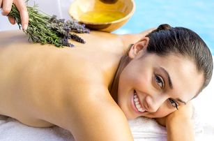 Slastný relax: výběr z 5 různých masáží