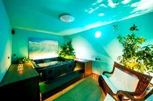 Praha: luxus v Hotelu Modrá stodola **** s privátním wellness + večeře