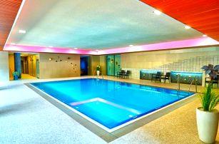 Moravskoslezsko v Hotelu Belaria Resort *** s polopenzí, wellness a masáží