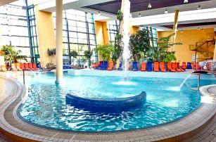 Maďarsko: Ostřihom v Portobello Wellness Hotelu **** přímo propojeném s termálními lázněmi + polopenze