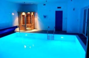 Orlické hory v apartmánech se snídaní a privátním wellness s bazénem a saunou