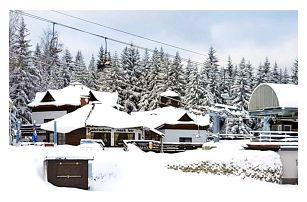 Harrachov ve sporthotelu přímo pod Čertovou horou s polopenzí + 30% sleva na wellness