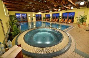 Jižní Morava romanticky: Hotel Happy Star **** s polopenzí + neomezené wellness