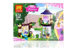 LELE Princess Stavebnice Nejlepší den Princezny Lociky