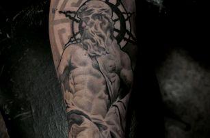Profesionální tetování s širokou nabídkou motivů