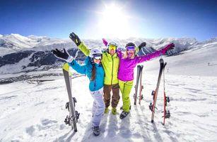 Lyžování v Alpách: Hotel Tauplitzerhof *** s polopenzí, wellness a slevami