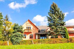 Valašsko: Gurmánský pobyt s plnou penzí a wellness v Hotelu Sirákov ***