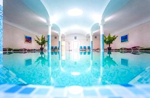 Maďarsko v moderním Termal Hotelu Mesteri ***+ propojeném s termálními lázněmi s polopenzí