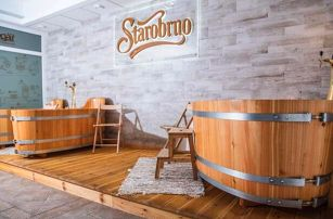 Relax u Luhačovic v Hotelu Ogar *** s polopenzí, pivní koupelí a konzumací piva