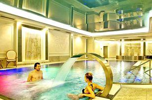 Karlovy Vary ve 4* hotelu s neomezeným vstupem do bazénového a wellness centra a plnou penzí