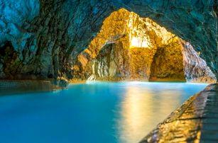 Maďarsko: Miskolc v Hungária Panzió se vstupem do jeskynních lázní, neomezeným wellness, hřištěm a polopenzí