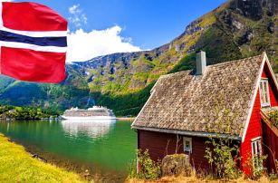 Letecky do Bergenu i k norským fjordům