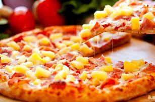 Jedna nebo dvě pizzy: výběr z víc než 30 druhů