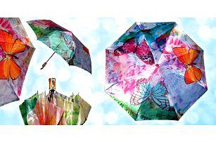 Italské automatické skládací deštníky Grimaldi