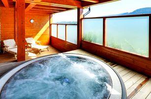 Degustační nebo wellness pobyt v luxusním resortu Green Inn **** Ostravice