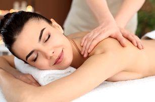 100 minut relaxace: výběr z masáží vč. aroma lázně