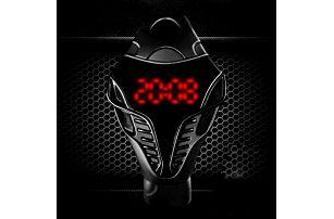 Stylové pánské LED hodinky - dodání do 2 dnů