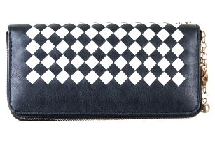 Fashion Icon Dámská peněženka kostkovaná